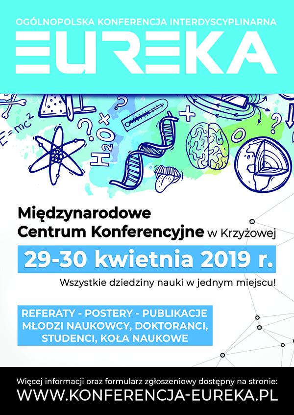 Interdyscyplinarna Konferencja Naukowa Eureka 2020 Studenci